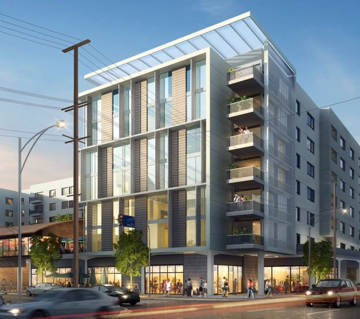 AMP Lofts Los Angeles exterior building image